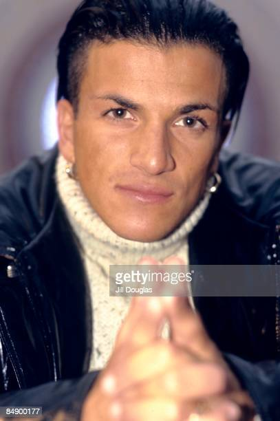 Photo of Peter ANDRE Posed head and shoulders