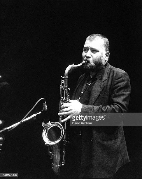 THEATRE Photo of Peter BROTZMANN performing live on stage