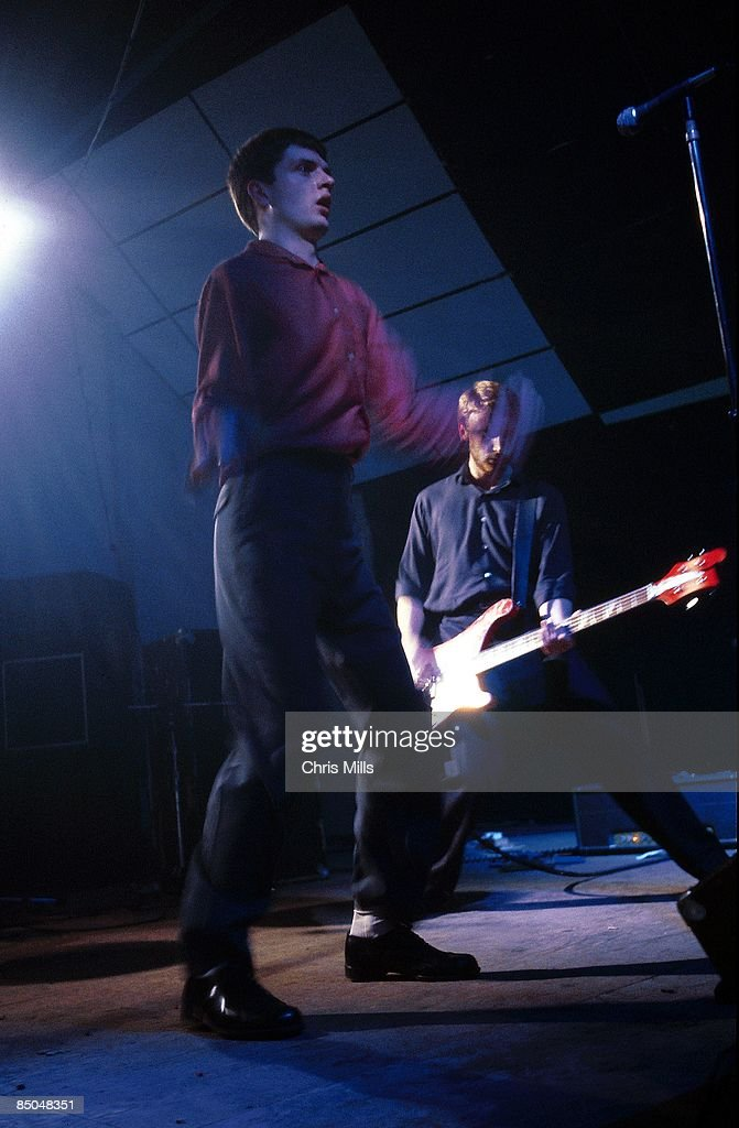 Photo of Peter HOOK and Ian CURTIS and JOY DIVISION : News Photo