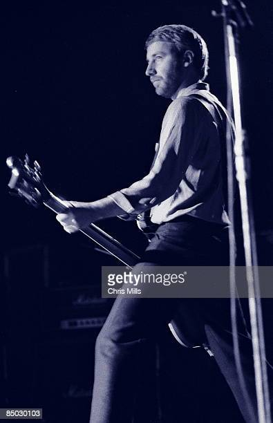 LYCEUM Photo of Peter HOOK and JOY DIVISION Peter Hook performing live onstage