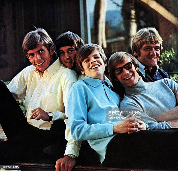 Photo of Peter Noone and Herman's Hermits