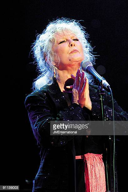 Photo of Petula CLARK, Bacharach concert