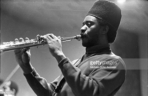 Photo of Pharoah Sanders