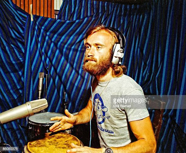 Photo of PHIL COLLINS LONDON 1977