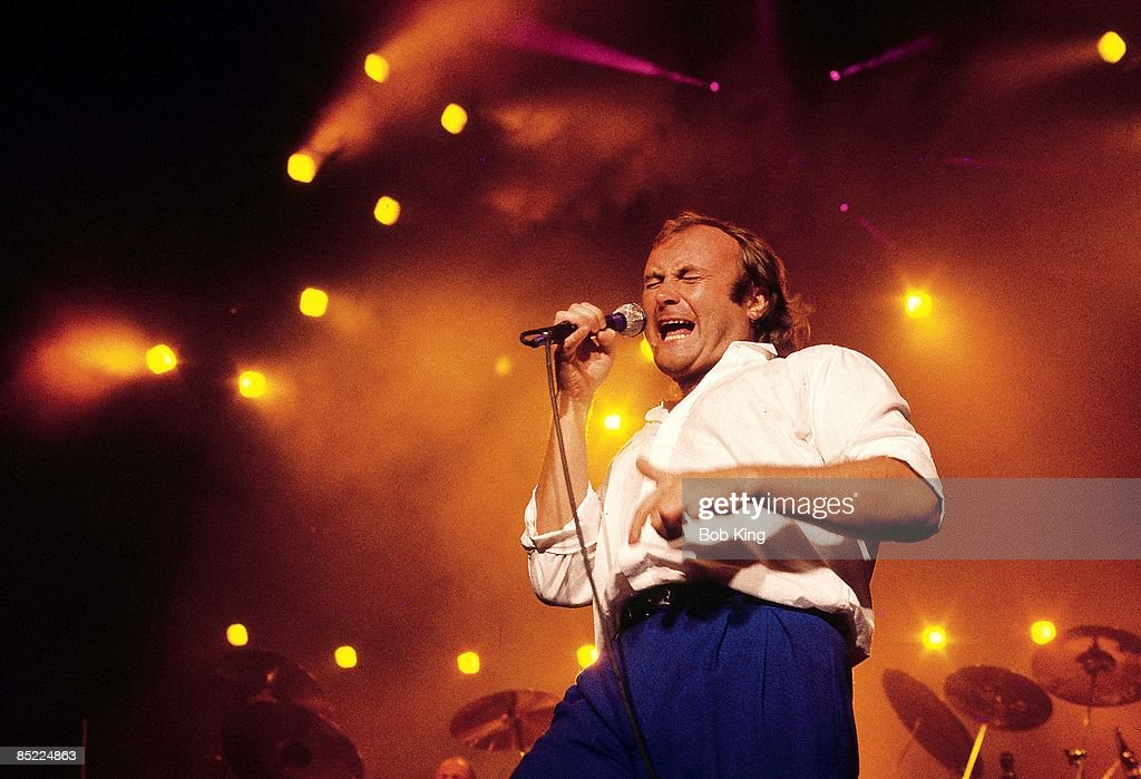 Photo of Phil COLLINS : News Photo