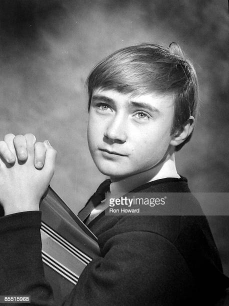 Photo of Phil COLLINS Phil Collins as a child posed portrait