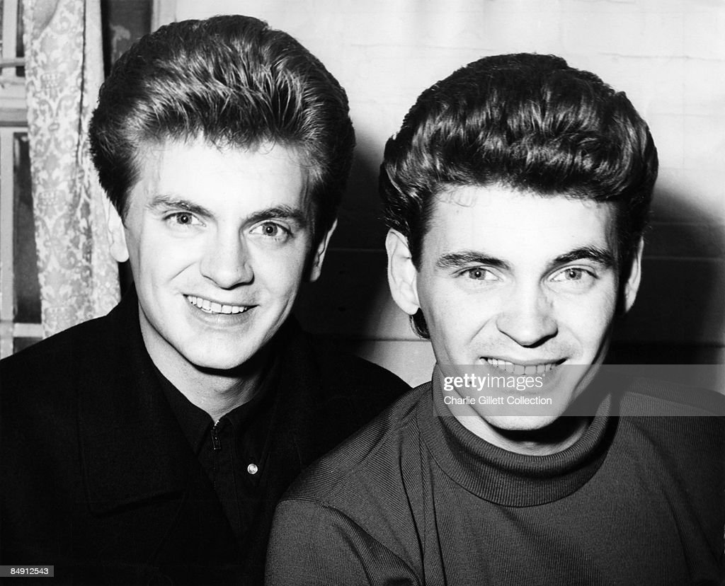 Photo of Phil EVERLY and Don EVERLY and EVERLY BROTHERS : News Photo