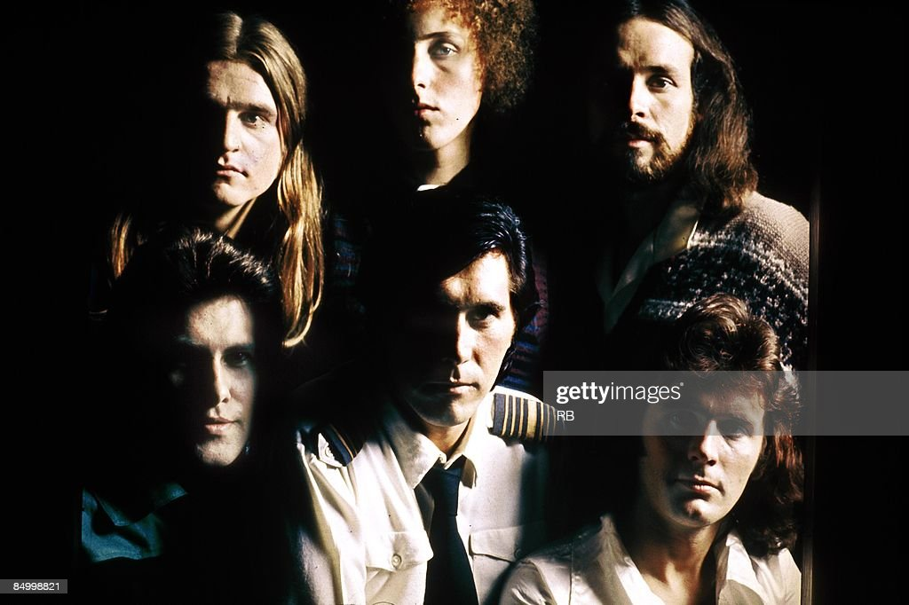 Photo of Phil MANZANERA and Eddie JOBSON and Paul THOMPSON and ROXY MUSIC and Bryan FERRY and Andy MacKAY : News Photo