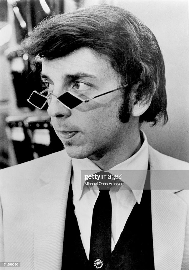 Photo of Phil Spector : News Photo