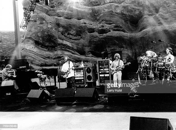 Photo of Phish at The Red Rocks Amphitheatre in Denver