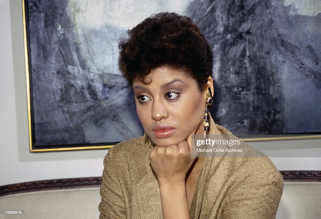 Photo of Phyllis Hyman : News Photo