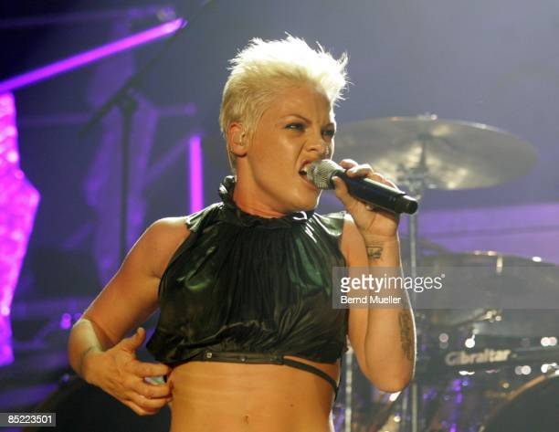 Photo of PINK; Musik, Rock`n Roll, Pop, live in concert,, Arena Nuernberger Versicherung, , Pink