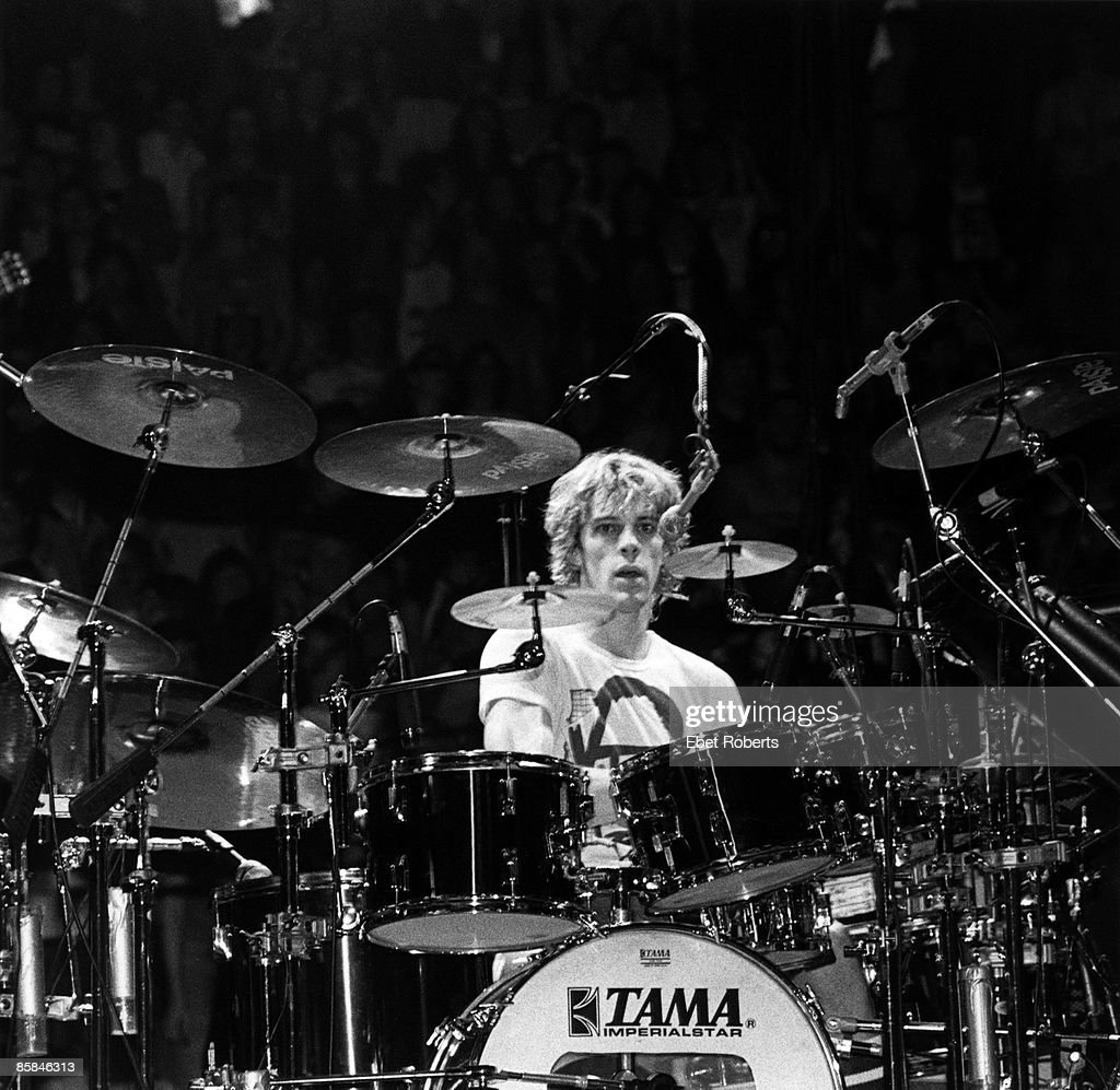 Police And Media: Photo Of POLICE And Stewart COPELAND, Stewart Copeland