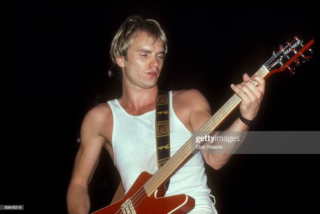 photo of police and sting sting performing live onstage playing news photo getty images. Black Bedroom Furniture Sets. Home Design Ideas