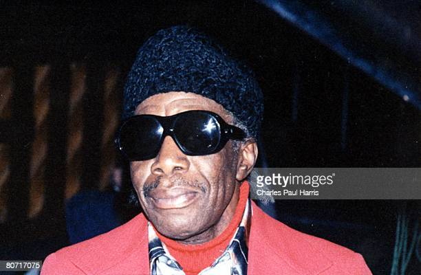 Photo of Professor Longhair at the New London Theatre, London
