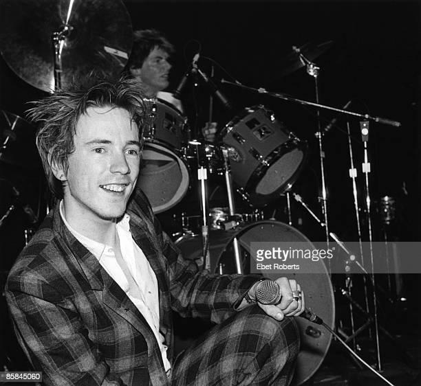 Photo of PUBLIC IMAGE LTD and John LYDON and PIL John Lydon