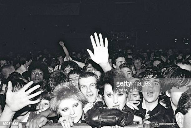 Photo of PUNKS and FANS and CROWDS and 70'S STYLE, Rock Against Racism