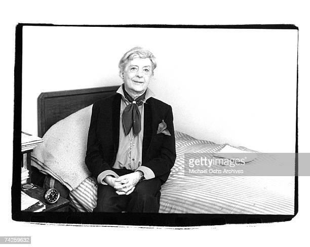 Photo of Quentin Crisp Photo by Michael Ochs Archives/Getty Images