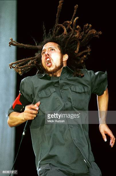 FESTIVAL Photo of RAGE AGAINST THE MACHINE