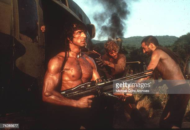 Photo of Rambo Photo by Michael Ochs Archives/Getty Images