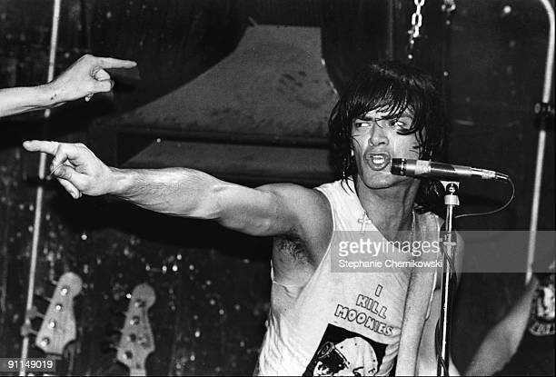 S Photo of RAMONES Dee Dee Ramone
