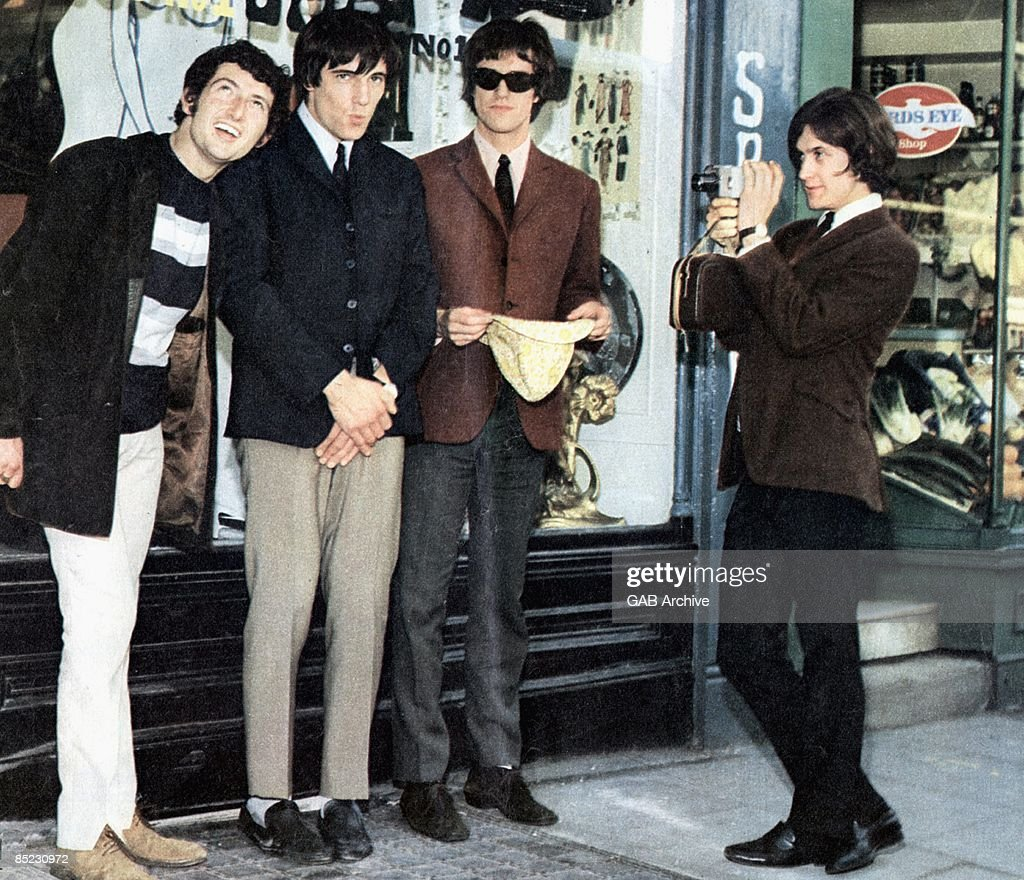 Photo of Ray DAVIES and Dave DAVIES and KINKS and Mick AVORY and Pete QUAIFE : Nachrichtenfoto