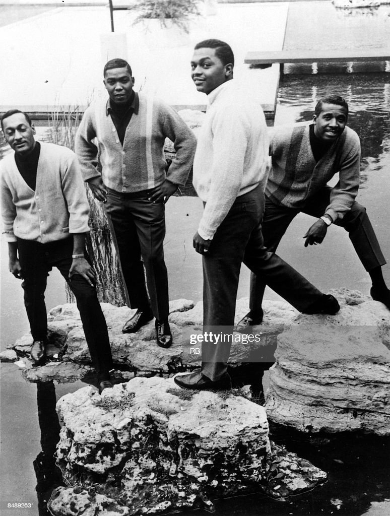 Photo of Renaldo BENSON and Abdul FAKIR and FOUR TOPS and Lawrence PAYTON and Levi STUBBS : Foto jornalística