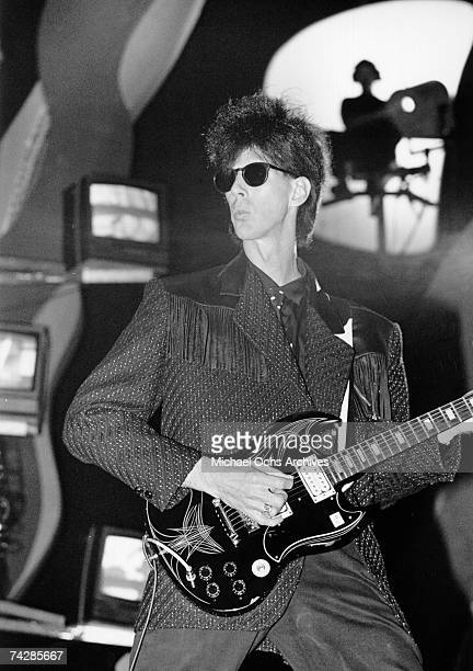 Photo of Ric Ocasek Photo by Michael Ochs Archives/Getty Images