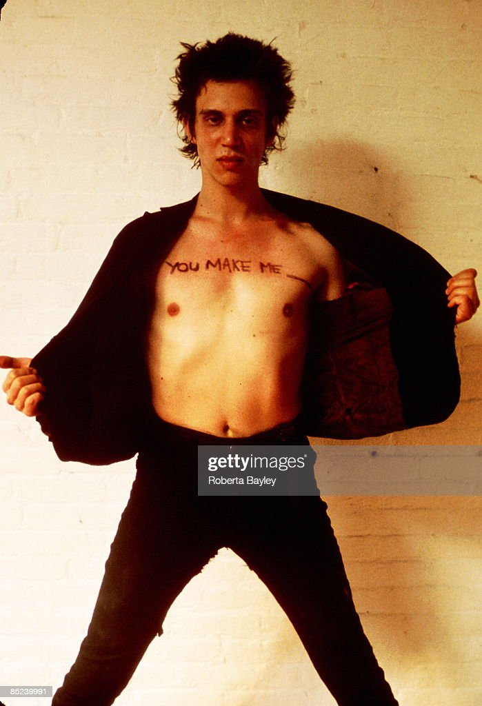 Photo of Richard HELL; Richard Hell