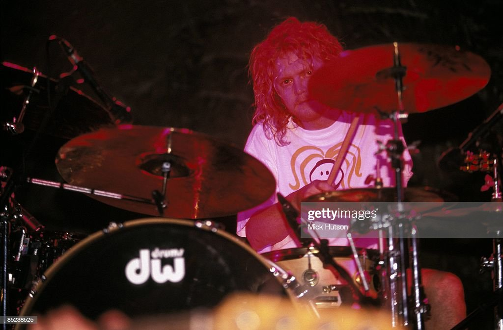 Photo of Rick ALLEN and DEF LEPPARD : News Photo