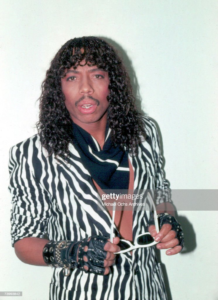 Photo of Rick James : News Photo