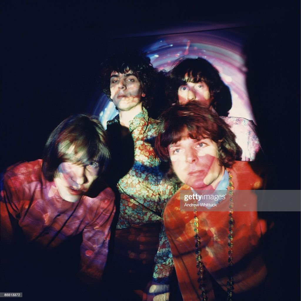 Photo of Rick WRIGHT and PINK FLOYD and Syd BARRETT and Roger WATERS : News Photo