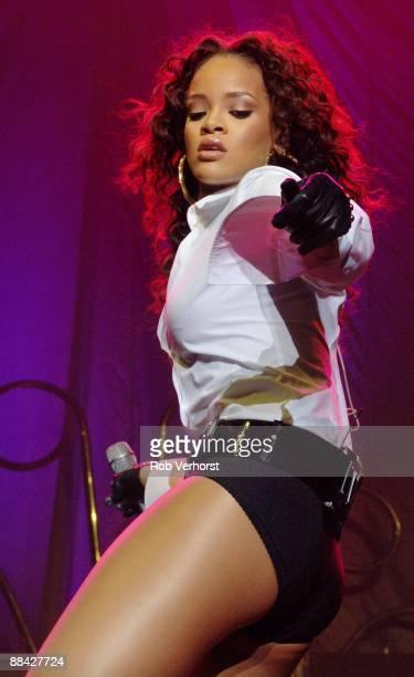 Photo of RIHANNA, Rihanna , HMH, Amsterdam, , Foto Rob Verhorst
