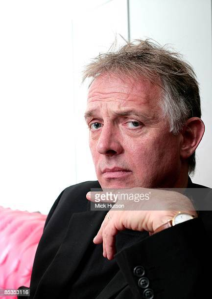 Photo of Rik MAYALL posed