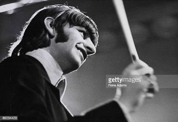 Photo of Ringo STARR and BEATLES Ringo Starr performing live onstage at CircusKroneBau on final German tour