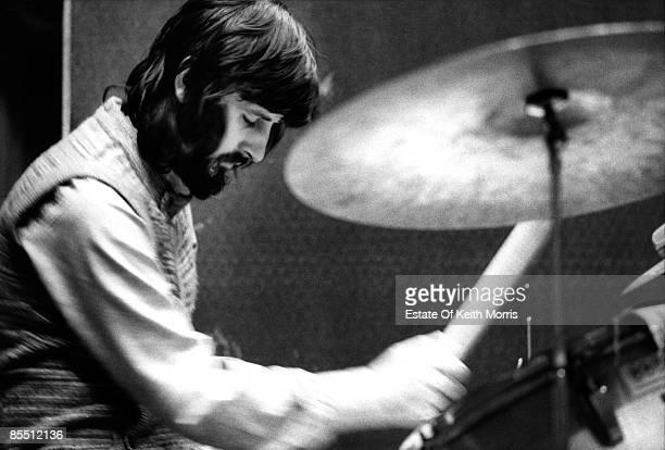 Photo of Ringo STARR Ringo Starr recording in Command Studios