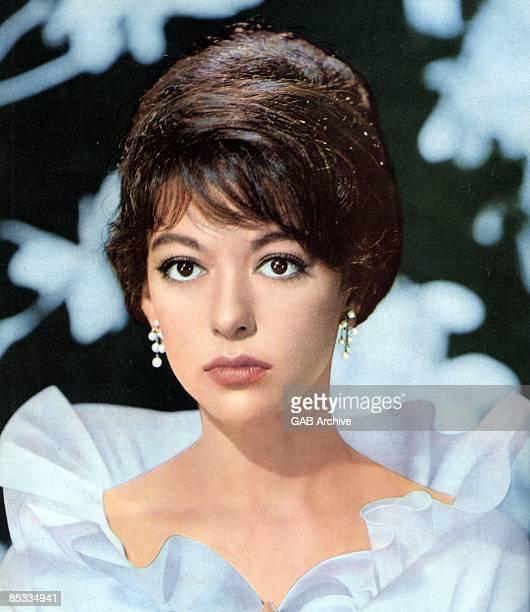 Photo of Rita MORENO; Posed portrait of Rita Moreno
