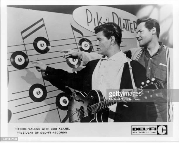 Photo of Ritchie Valens Photo by Michael Ochs Archives/Getty Images