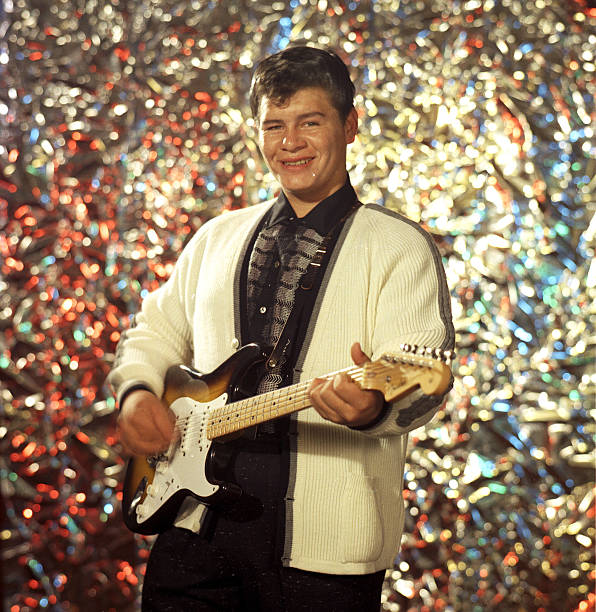CA: 13th May 1941 - Singer Ritchie Valens Is Born