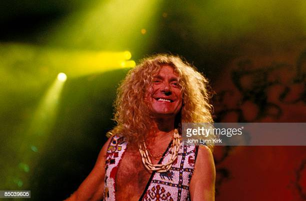 Photo of Robert PLANT performing live onstage