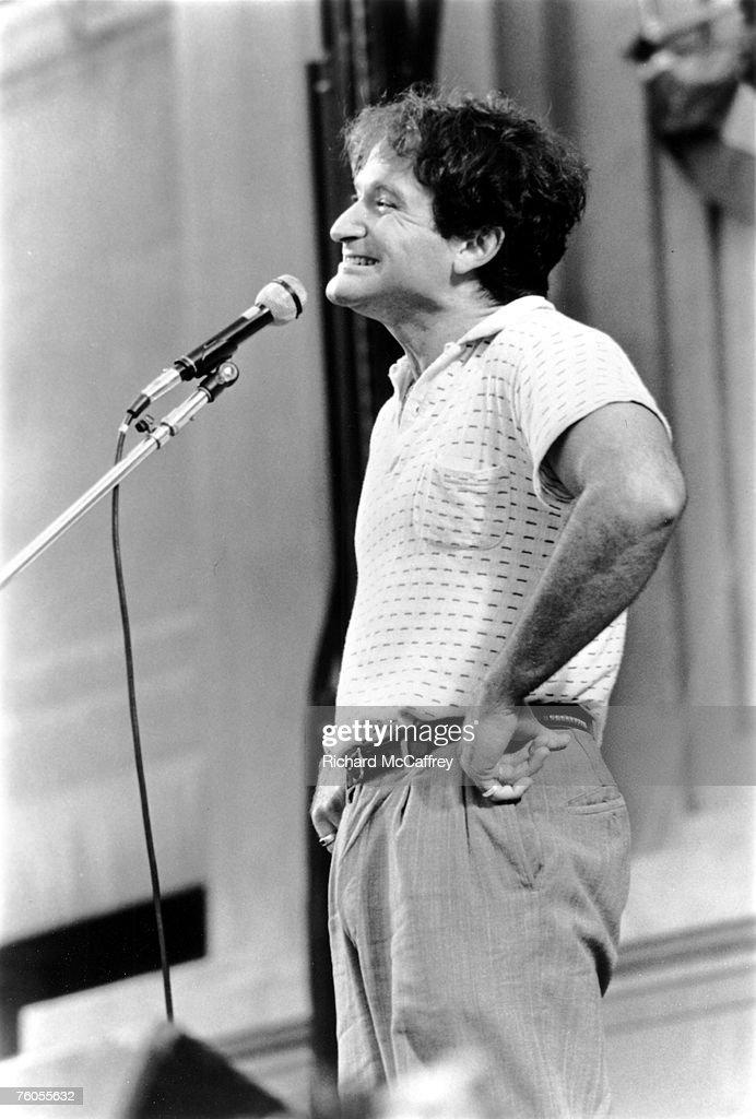 Photo of Robin Williams : News Photo