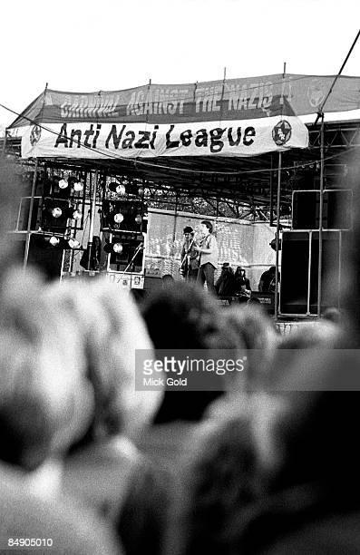 PARK Photo of ROCK AGAINST RACISM Anti Nazi Concert