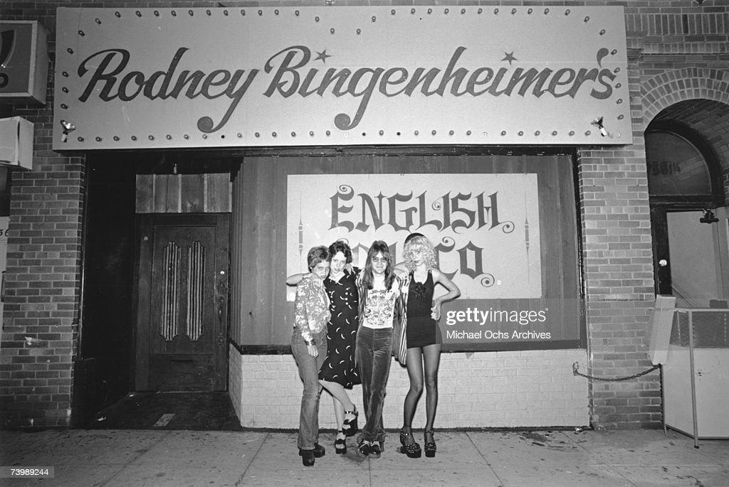 Photo of Rodney Bingenheimer : News Photo
