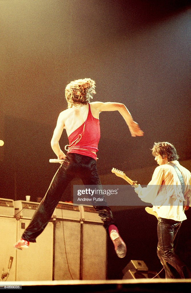 Photo of ROLLING STONES and Mick JAGGER and Keith RICHARDS : News Photo