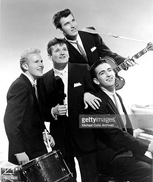 Photo of Ronnie Hawkins and the Hawks featuring Levon Helm