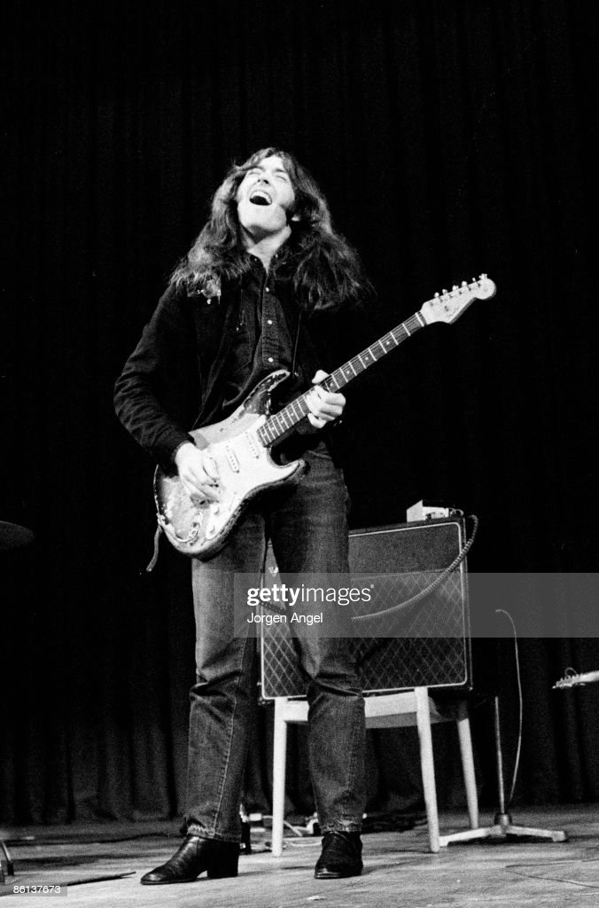 Photo of Rory GALLAGHER and TASTE : News Photo