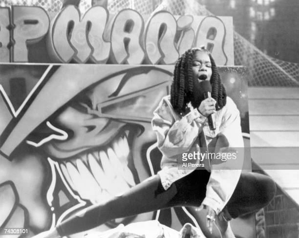 Photo of Roxanne Shante Photo by Al Pereira/Michael Ochs Archives/Getty Images