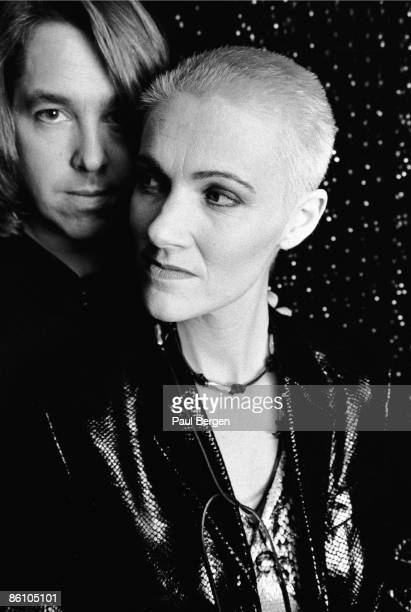 Photo of ROXETTE Amsterdam Roxette Marie Frederiksson and Per Gessle