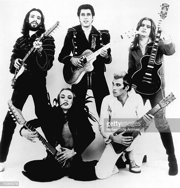 Photo of Roxy Music Photo by Michael Ochs Archives/Getty Images