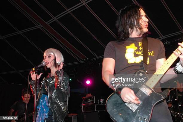 FESTIVAL Photo of ROXY SAINT Reading Festival 2004 27th29th August 2004